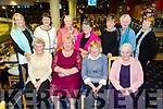 Dingle Probus enjoying a nightout at the Kingdom greyhound stadium on Friday. Pictured Marie O'Connor, Moira Leahy, Margaret O'Connor, Ann O'Connor Back Bridie Fitzgerald, Moira Flahive, Theresa Sauran, Mary Devane Wilson, Pat O'Connor,  Josephine Fitzmaurice, Eileen Fitzgerald