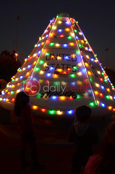 Atmosphere<br /> at the Charles Phoenix Apollo Space Capsule Holiday Lighting and Donut Exchange Party where an actual Apollo Spacecraft is lit up like a Christmas Tree, Columbia Memorial Space Center, Downey, CA 12-03-16<br /> David Edwards/DailyCeleb.com 818-249-4998