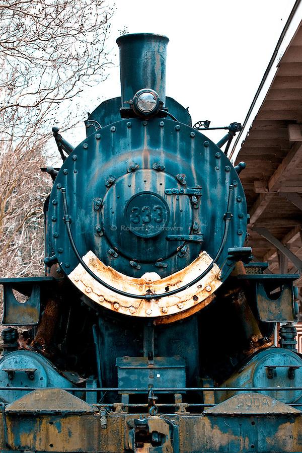 Trains, Railroads and Life Along the Tracks