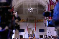 Roma, 10 Agosto 2016<br /> Campidoglio, Sala Giulio Cesare<br /> Consiglio Comunale straordinario su AMA, rifiuti e le consulenze dell'assessora  all'ambiente