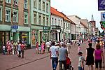 Chełmno, 2011-07-10. Ulica Grudziącka.