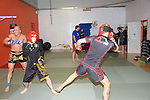 Matrix Gym MMA Promo 23-09-11
