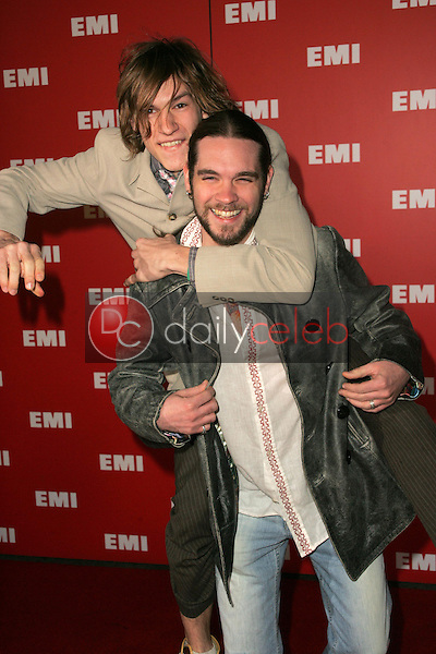 Bo Bice and Landon Pigg<br />