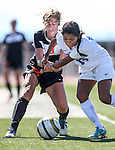 Douglas High Lady Tigers take on the Senators at Carson High School in Carson City, Nev., on Saturday, Oct. 10, 2015. Douglas won 2-1.  <br /> Photo by Cathleen Allison