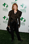HOLLYWOOD, CA. - February 19: Actress Sharon Lawrence arrives at Global Green USA's 6th Annual Pre-Oscar Party held at Avalon Hollwood on Februray 19, 2009 in Hollywood, California.