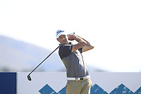 Simon Thornton (IRL) on the 11th tee during Round 2 of the Dubai Duty Free Irish Open at Ballyliffin Golf Club, Donegal on Friday 6th July 2018.<br /> Picture:  Thos Caffrey / Golffile