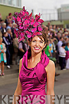 Carol Kennelly pictured at Killarney Races Ladies day on Thursday.