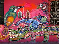 Wall Art - La Candalaria - Bogota -Colombia