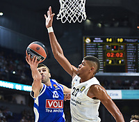 2018.10.25 EuroLeague Real Madrid VS Budunost