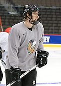 ? - The 2008 Frozen Four participants practiced on Wednesday, April 9, 2008, at the Pepsi Center in Denver, Colorado.