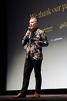 LOS ANGELES - OCT 6: Thomas Mikusz at the Babylon Berlin International Premiere held at The Theatre at Ace Hotel on October 6, 2017 in Los Angeles, CA