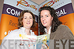 TOP JOB: Imelda Roche and Catherine Milling from O'Reilly Recruitment who have just opened an office in Listowel.