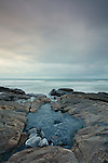 Rocky seascape