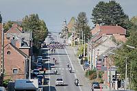 early breakaway attempt<br /> <br /> Binche-Chimay-Binche 2017 (BEL) 197km<br /> 'M&eacute;morial Frank Vandenbroucke'