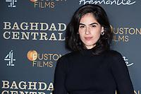 "Leem Lubany<br /> arriving for the ""Baghdad Central"" screening at the BFI South Bank, London.<br /> <br /> ©Ash Knotek  D3548 16/01/2020"