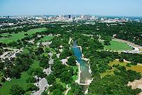 Aerials of Austin