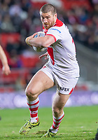 Picture by Allan McKenzie/SWpix.com - 06/04/2018 - Rugby League - Betfred Super League - St Helens v Hull FC - The Totally Wicked Stadium, Langtree Park, St Helens, England - Kyle Amor.
