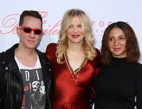 12 June 2017 - Los Angeles, California - Jeremy Scott, Courtney Love and Maya Rudolph. The Beguiled Premiere held at the Directors Guild of America. Photo Credit: AdMedia