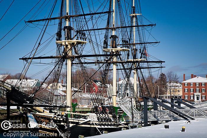 "Schooner ""Friendship of Salem"", Salem Maritime National Historic Site, North Shore, MA"