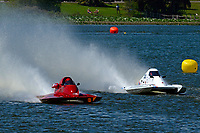 "Scott Liddycoat, A-73 ""CP Racing"", Jim Aid, A-33 ""In Cahoots Again""      (2.5 MOD class hydroplane(s)"