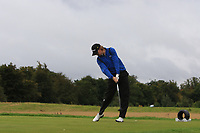 Christofer Blomstrand (SWE) on the 11th tee during Round 2 of the Bridgestone Challenge 2017 at the Luton Hoo Hotel Golf &amp; Spa, Luton, Bedfordshire, England. 08/09/2017<br /> Picture: Golffile | Thos Caffrey<br /> <br /> <br /> All photo usage must carry mandatory copyright credit     (&copy; Golffile | Thos Caffrey)