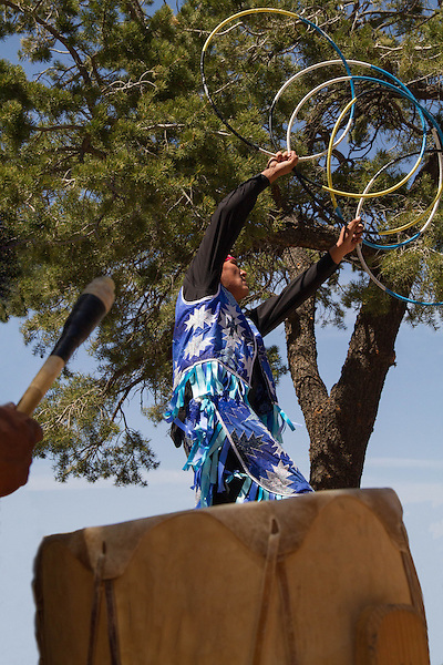 Navajo man performing the Ring dance in Grand Canyon National Park, Arizona . John offers private photo tours in Grand Canyon National Park and throughout Arizona, Utah and Colorado. Year-round.