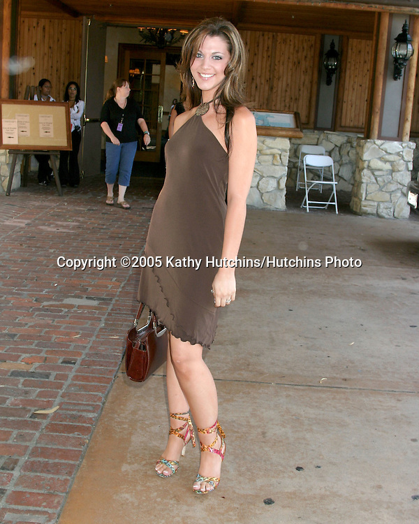 Adrianne Leon.General Hospital Fan Club Luncheon.Sportsman's Lodge.Studio City, CA.July 16, 2005.©2005 Kathy Hutchins / Hutchins Photo