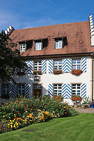 Germany, Baden-Wuerttemberg, Markgraefler Land, Bad Bellingen, townhall