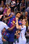 2018-03-18-FC Barcelona Lassa vs Montpellier HB: 30-28.