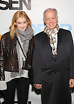 Gus Birney and Reed Birney attends the Broadway Opening Night Performance of 'Dear Evan Hansen'  at The Music Box Theatre on December 1, 2016 in New York City.