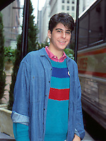 Jonathan Silverman 1986 by Jonathan <br />