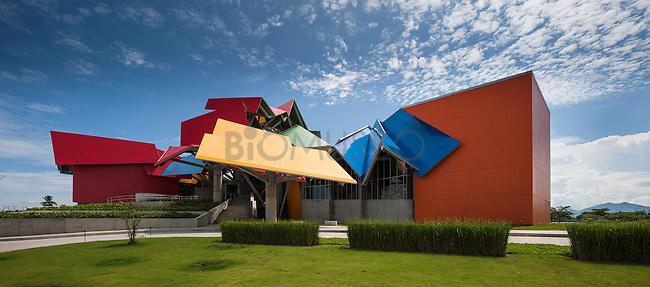 Biomuseo, Panamá 2014