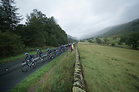 Cumbrian Mountains<br /> <br /> Tour of Britain<br /> stage 2: Carlisle to Kendal (187km)