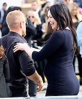 www.acepixs.com<br /> <br /> February 25 2017, Santa Monica<br /> <br /> Ben Foster and Laura Prepon arriving at the 2017 Film Independent Spirit Awards at the Santa Monica Pier on February 25, 2017 in Santa Monica, California<br /> <br /> By Line: Nancy Rivera/ACE Pictures<br /> <br /> <br /> ACE Pictures Inc<br /> Tel: 6467670430<br /> Email: info@acepixs.com<br /> www.acepixs.com