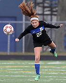 Rochester at Berkley, Girls Varsity Soccer, 4/28/16