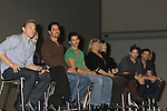 Billy Miller, Maura West, Don Diamont, Brandon Beemer, Kim Zimmer, Michelle Stafford, Michael Muhney, Daniel Goddard, Adam Reist (Christian LeBlanc host in stands with fans) at the Soapstar Spectacular starring actors from OLTL, Y&R, B&B and ex ATWT & GL on November 20, 2010 at the Myrtle Beach Convention Center, Myrtle Beach, South Carolina. (Photo by Sue Coflin/Max Photos)