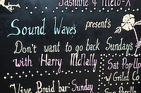 SOUND WAVES presents Don't Want To Go Back Sundays