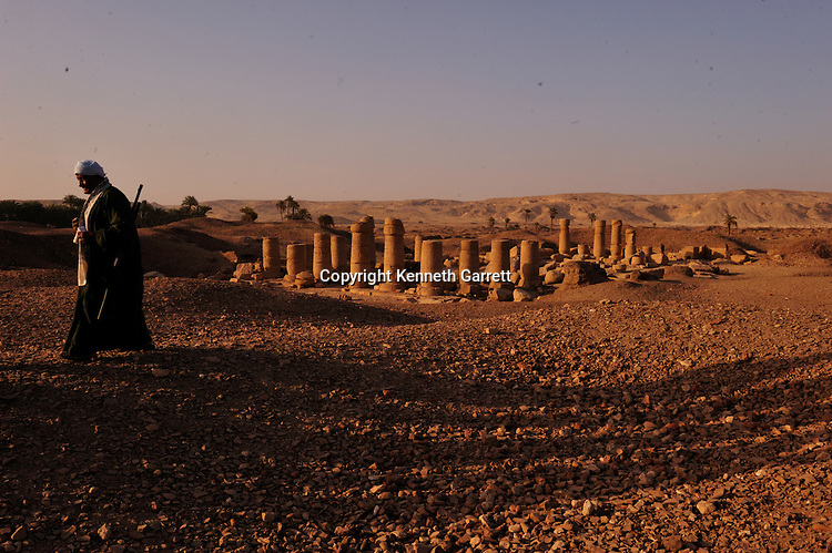 Zahi Hawass Secret Egypt Travel Guide; Egypt; archaeology; El Minya; Sheik Abada; Ramses II, New Kingdom