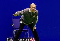19-12-10, Tennis, Rotterdam, Reaal Tennis Masters 2010,   Umpire