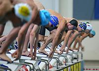 Zac Reid. AON Swimming New Zealand National Open Swimming Championships, National Aquatic Centre, Auckland, New Zealand, Monday 2nd July 2018. Photo: Simon Watts/www.bwmedia.co.nz