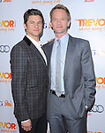 Neil Patrick Harris & David Burtka at Trevor Live At The Hollywood Palladium in Hollywood, California on December 04,2011                                                                               © 2011 Hollywood Press Agency