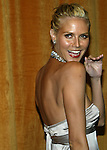 1/16/06,Los Angeles,Ca.  ---  Heidi Klum arrives at the Weinstein Company 2006 Golden Globe Awards after party held at Trader Vic's Restaurant at the Beverly Hilton Hotel.  --- Chris Farina.