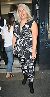 Felicity Hayward at the HENI Gallery x Adidas &quot;Prouder&quot; project private view &amp; party, HENI Gallery, Lexington Street, London, England, UK, on Tuesday 03 July 2018.<br /> CAP/CAN<br /> &copy;CAN/Capital Pictures