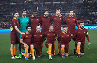 Football Soccer: Europa League Round of 16 second leg, Roma-Lyon, stadio Olimpico, Roma, Italy, March 16,  2017. <br />