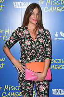 "Lucy Horobin<br /> arriving for the premiere of ""The Miseducation of Cameron Post"" screening at Picturehouse Central, London<br /> <br /> ©Ash Knotek  D3424  22/08/2018"