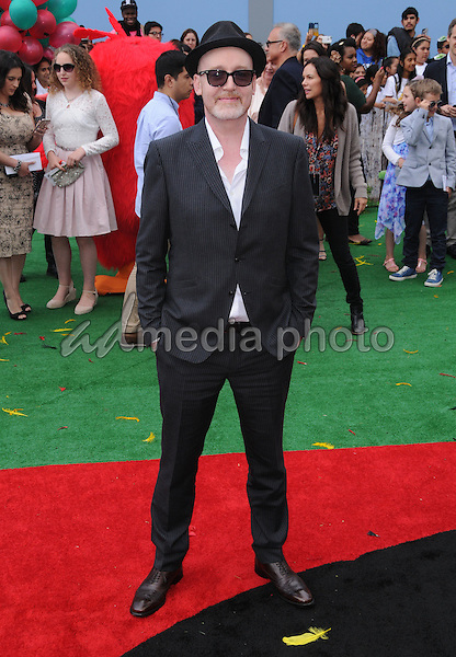 "07 May 2016 -Westwood, California - Fergal Reilly. Arrivals for the Los Angeles premiere of ""The Angry Birds Movie"" held at the Regency Village Theater. Photo Credit: Birdie Thompson/AdMedia"