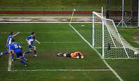 090830 Chatham Cup Football - Olympic v Manurewa
