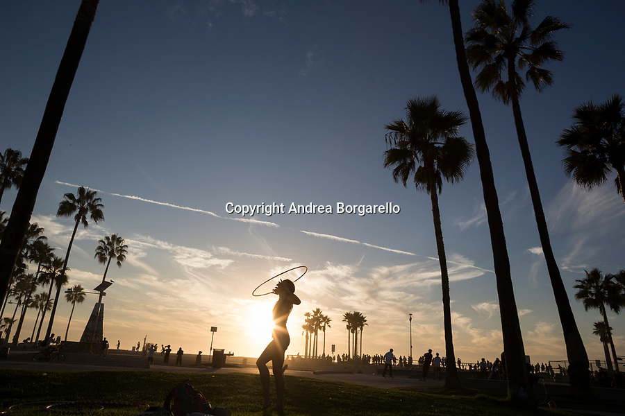 Venice Beach Boardwalk, Los Angeles, USA