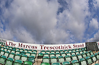 General view of the Marcus Trescothick Stand ahead of Somerset CCC vs Essex CCC, Specsavers County Championship Division 1 Cricket at The Cooper Associates County Ground on 16th April 2017