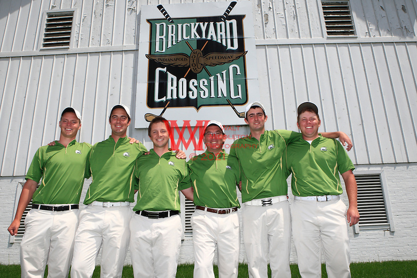 2009 Men's  MAC Golf Championships..Ohio University